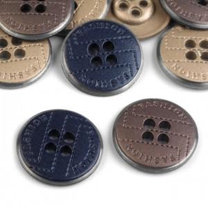 Metallknopf Ø 16 mm