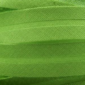 Baumwollschrägband 20mm grün