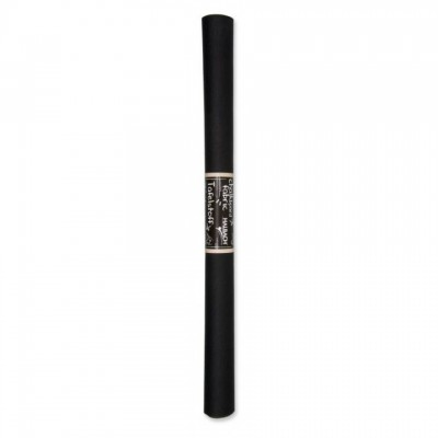 Tafelstoff 50x140 cm schwarz