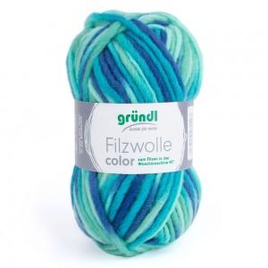 Filzwolle color 50g ~ 50m