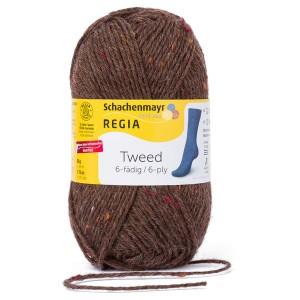 REGIA Tweed 6-fädig 50g ~ 125m