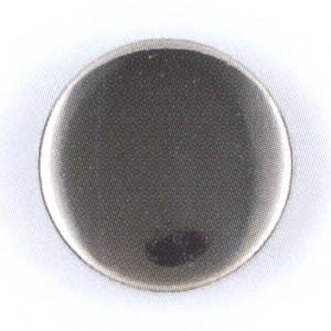 Vollmetall-Blazerknopf 18mm