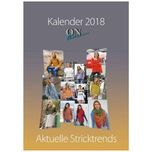 Strickkalender 2018