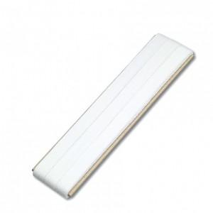Haushaltsband weiß 8 mm 5 m