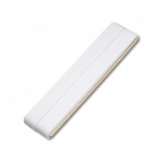 Haushaltsband weiß 12,5 mm 4,5 m