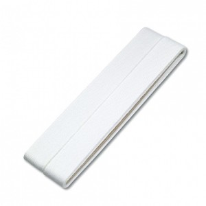 Haushaltsband weiß 15 mm 4 m