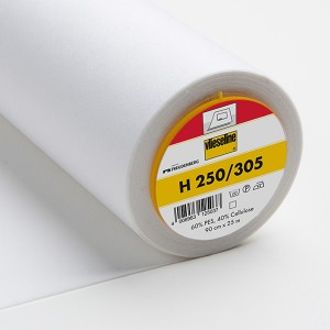 Bügeleinlage Standard H250 fixierbar