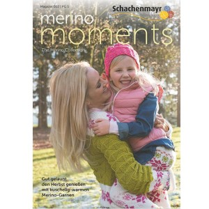 Schachenmayr Magazin 002 - Merino Moments