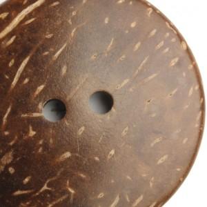 Kokosnussknopf Größe 38mm