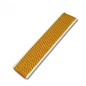 Zierkordel gelbgold 2mm / 2m