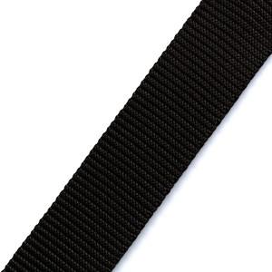 Gurtband für Rucksäcke, 40mm, schwarz