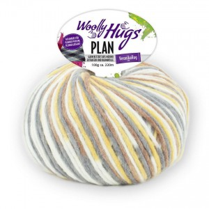 Woolly Hugs PLAN Farbe 80
