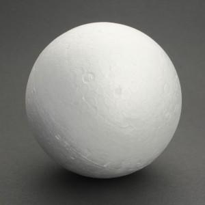 Styroporkugel Ø 6,5 cm