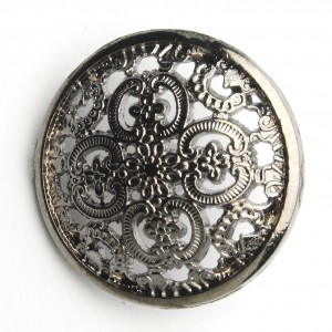 Mettalknöpfe Größe 25,4 mm