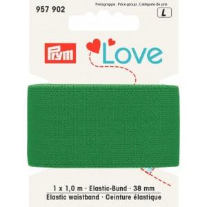 Elastic-Bund grün