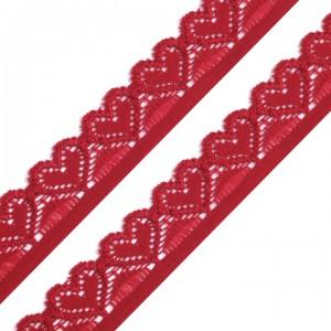 elastische Wäschespitze 17 mm