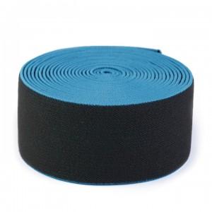 Elastic-Bund blau 40 mm